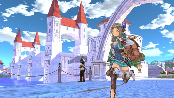 Atelier Firis: The Alchemist of the Mysterious Journey