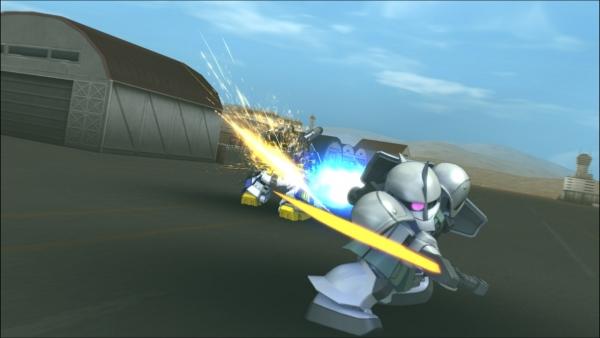 SD Gundam G Generation Genesis