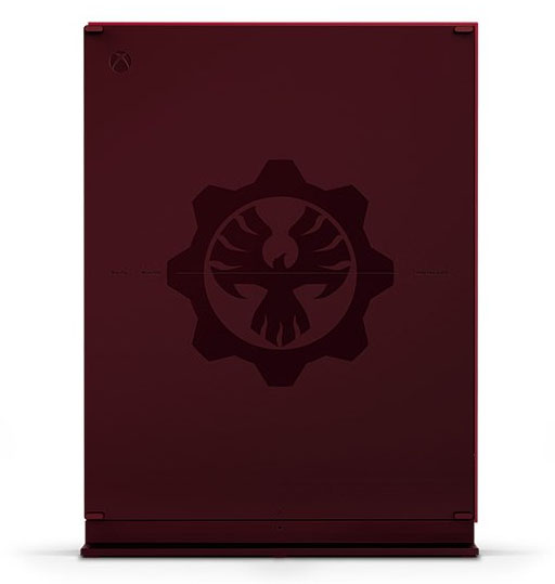 Upd2 Xbox One S Gears Of War 4 Limited