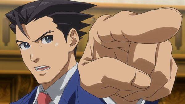 Ace Attorney: Spirit of Justice English animated prologue, demo now available - Gematsu