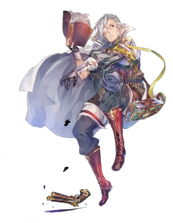 Atelier Firis: The Alchemist of the Mysterious Journey