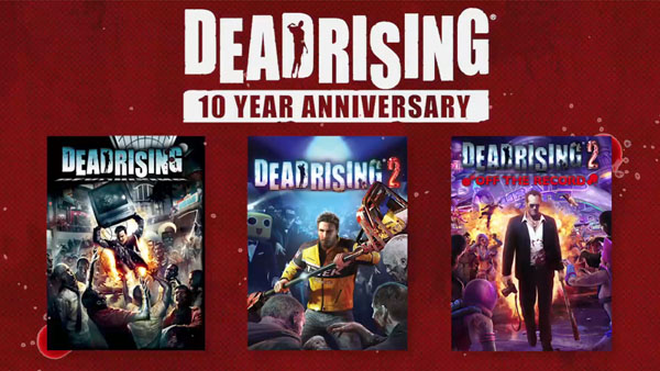 Dead Rising Dead Rising 2 And Off The Record For Ps4 Xbox One