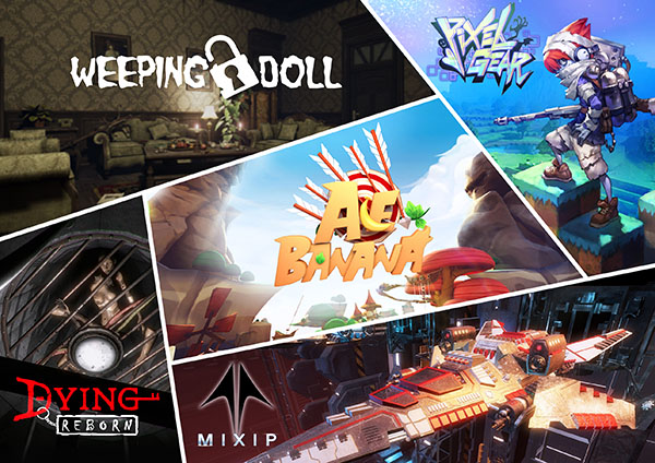 Oasis Games PlayStation VR Lineup