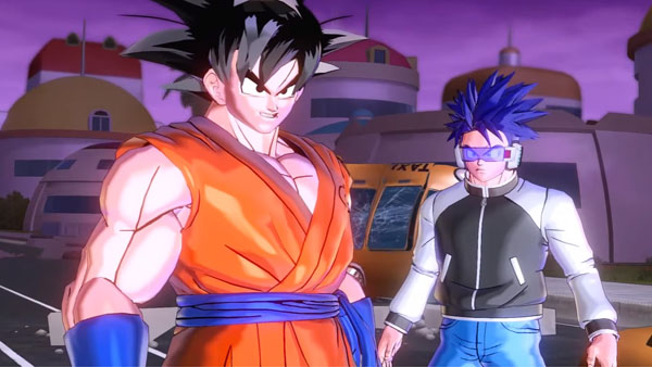 Released the third official japanese trailer for dragon ball xenoverse