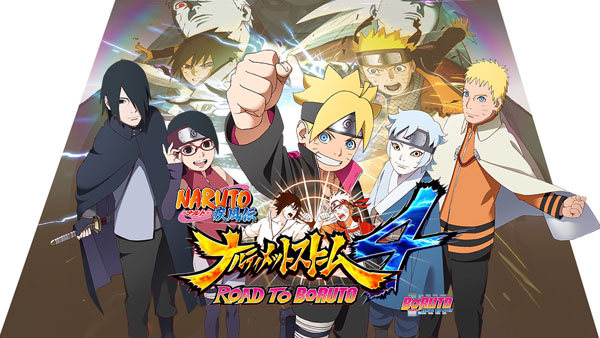 Resultado de imagem para Naruto Shippuden: Ultimate Ninja Storm 4 - Road To Boruto
