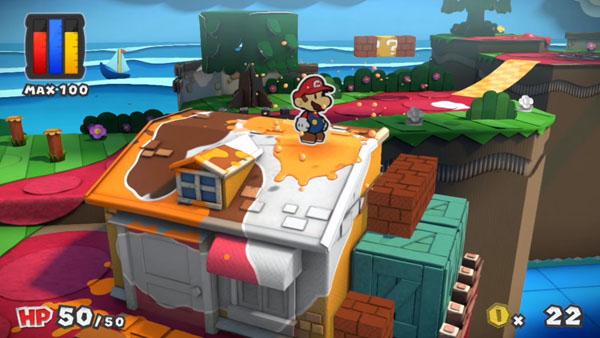 Paper Mario Color Splash Wii U The Superherohype Forums