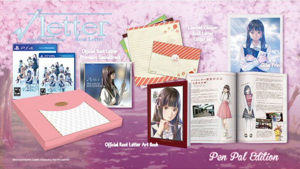 Root Letter 'Pen Pal Edition'