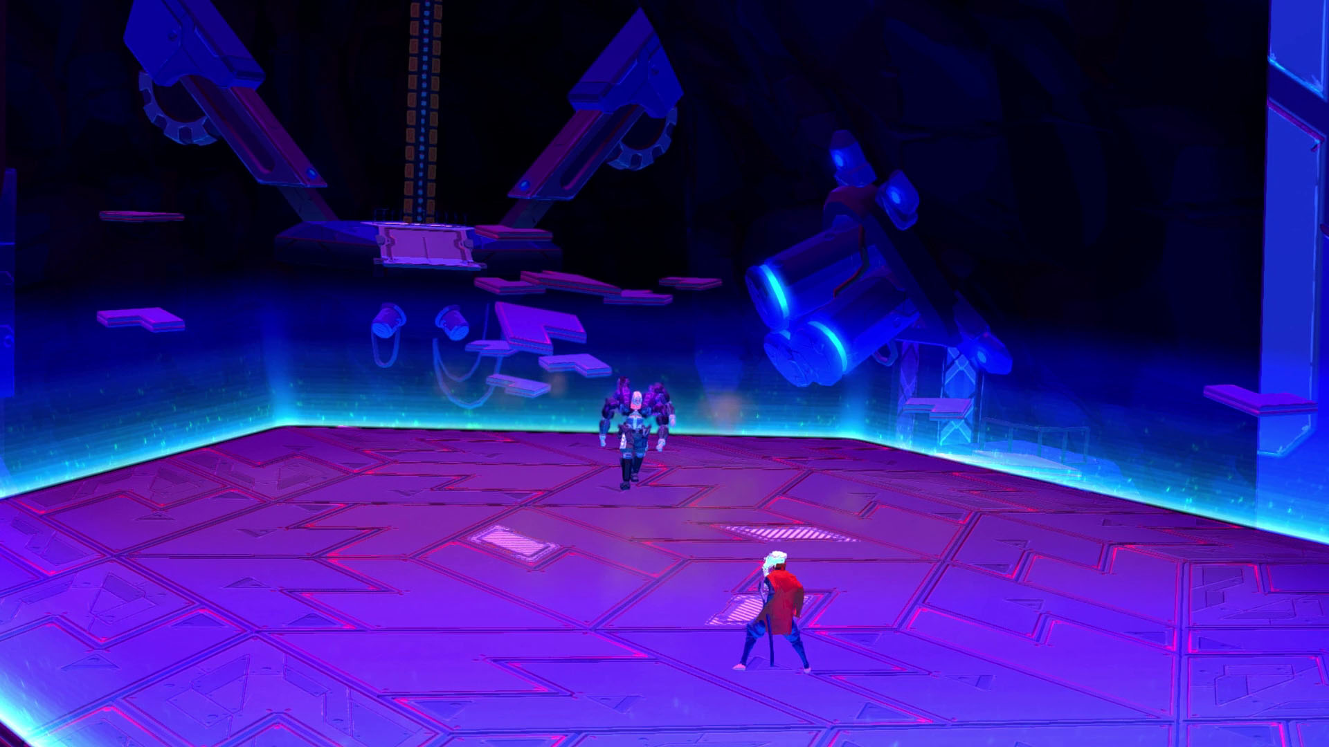 Furi coming to Xbox One with exclusive boss battle - Gematsu