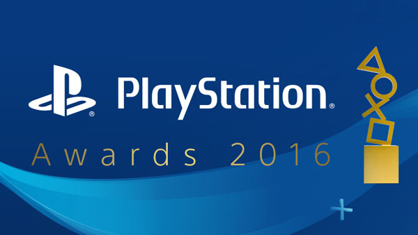 PlayStation Awards 2016