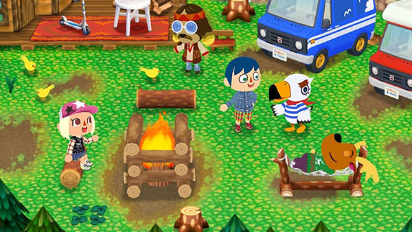 "The ""Welcome Amiibo"" update for Animal Crossing: New Leaf is now"