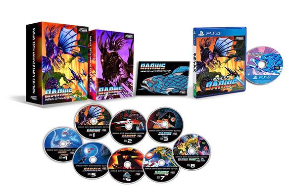 Darius 30th Anniversary Edition