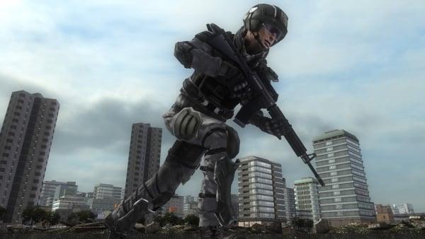 Earth Defense Force 5