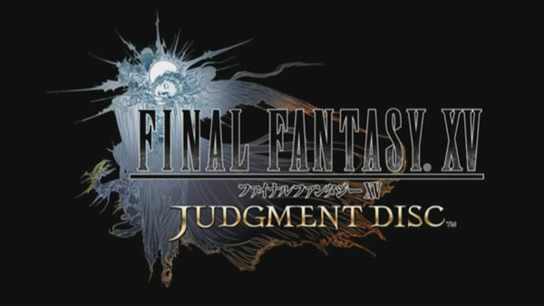 Final Fantasy XV: Judgment Disc