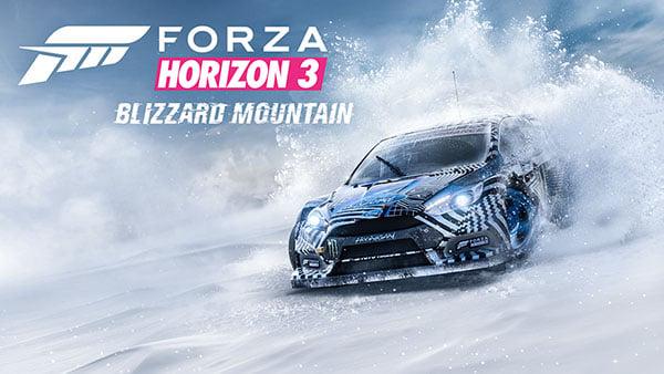 Forza Horizon 3 'Blizzard Mountain' Expansion