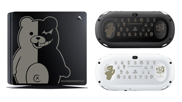 Danganronpa V3 PS4 and PS Vita