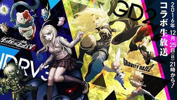 Danganronpa V3 and Gravity Rush 2