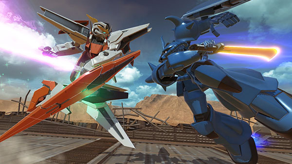 Gundam Versust