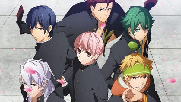 flirting games anime boy full game 2017