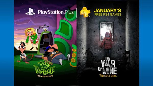 PlayStation Plus - January 2017