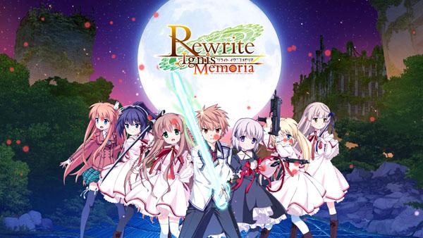 Rewrite: Ignis Memoria