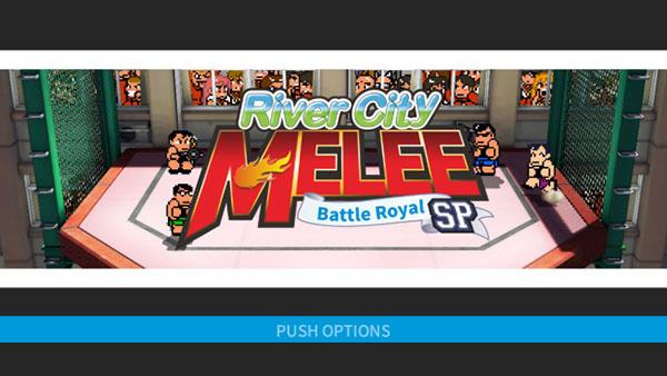 River City Melee: Battle Royal SP