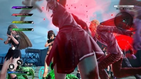 SG/ZH School Girl/Zombie Hunter