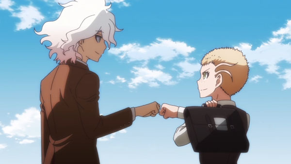 Super Danganronpa 2.5: Nagito Komaeda and the Destoyer of the World