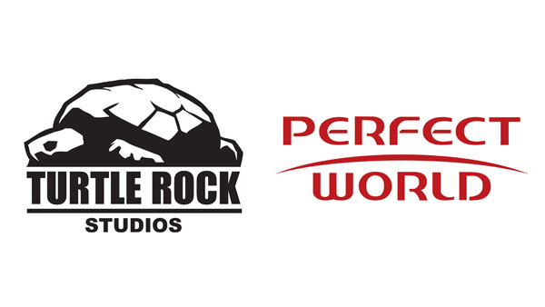 Turtle Rock Studios and Perfect World Entertainment