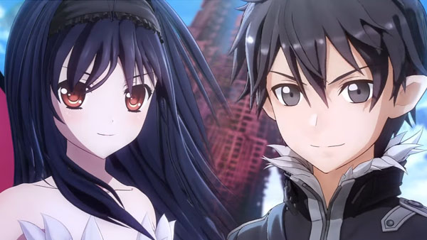 Accel World VS Sword Art Online: Millennium Twilight