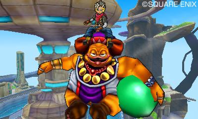 Dragon Quest Monsters: Joker 3 Professional details Super