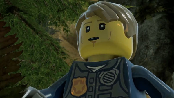 LEGO City Undercover for PS4, Xbox One, Switch, and PC first trailer ...