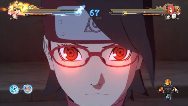 Naruto Shippuden: Ultimate Ninja Storm 4 Road to Boruto 'Sarada