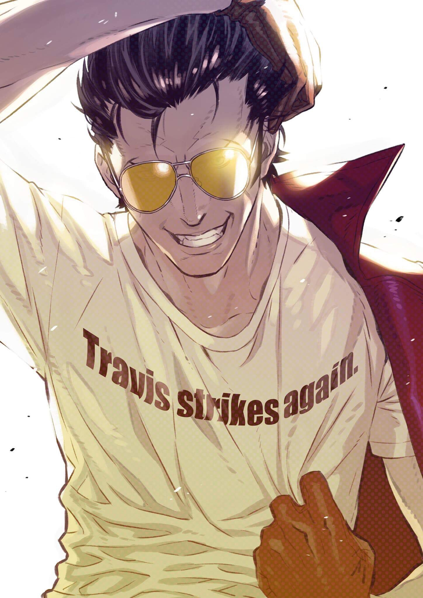 Image result for No More Heroes 3