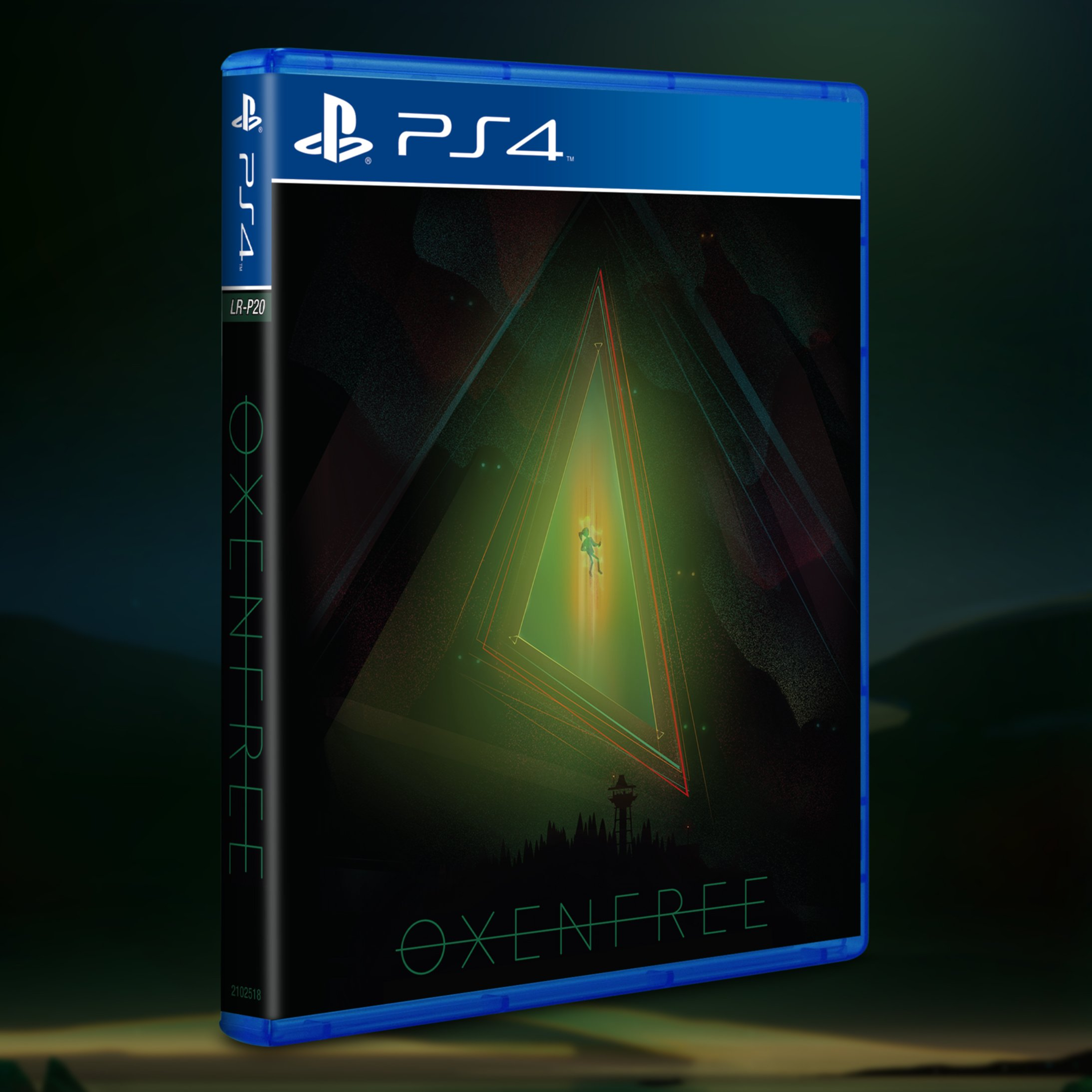 Oxenfree PS4 Limited Run Physical Edition Announced