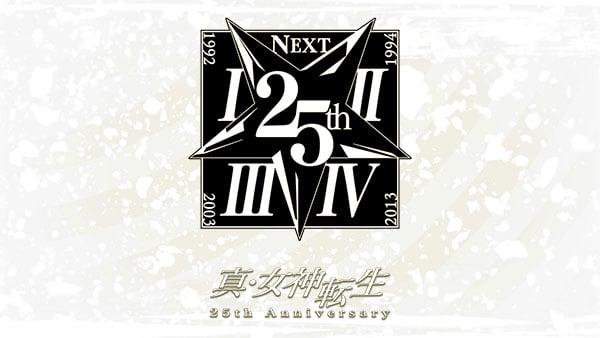 Shin Megami Tensei 25th anniversary
