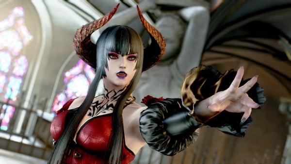Tekken 7 'Eliza' DLC character