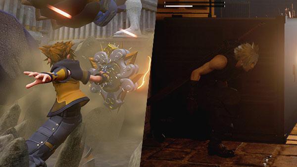 Kingdom Hearts III and Final Fantasy VII Remake