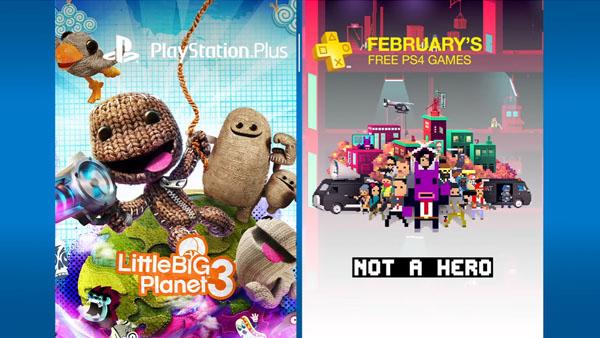 PlayStation Plus - February 2017