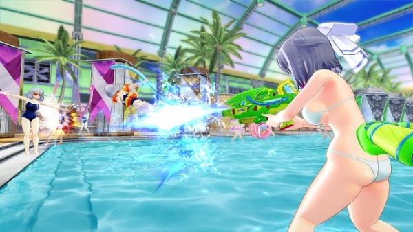 Senran Kagura: Peach Beach Splash