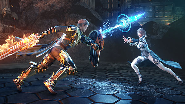 Free-to-play MMORPG Skyforge coming to PS4 in March - Gematsu