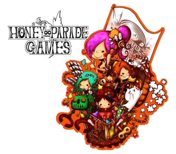Honey Parade Games
