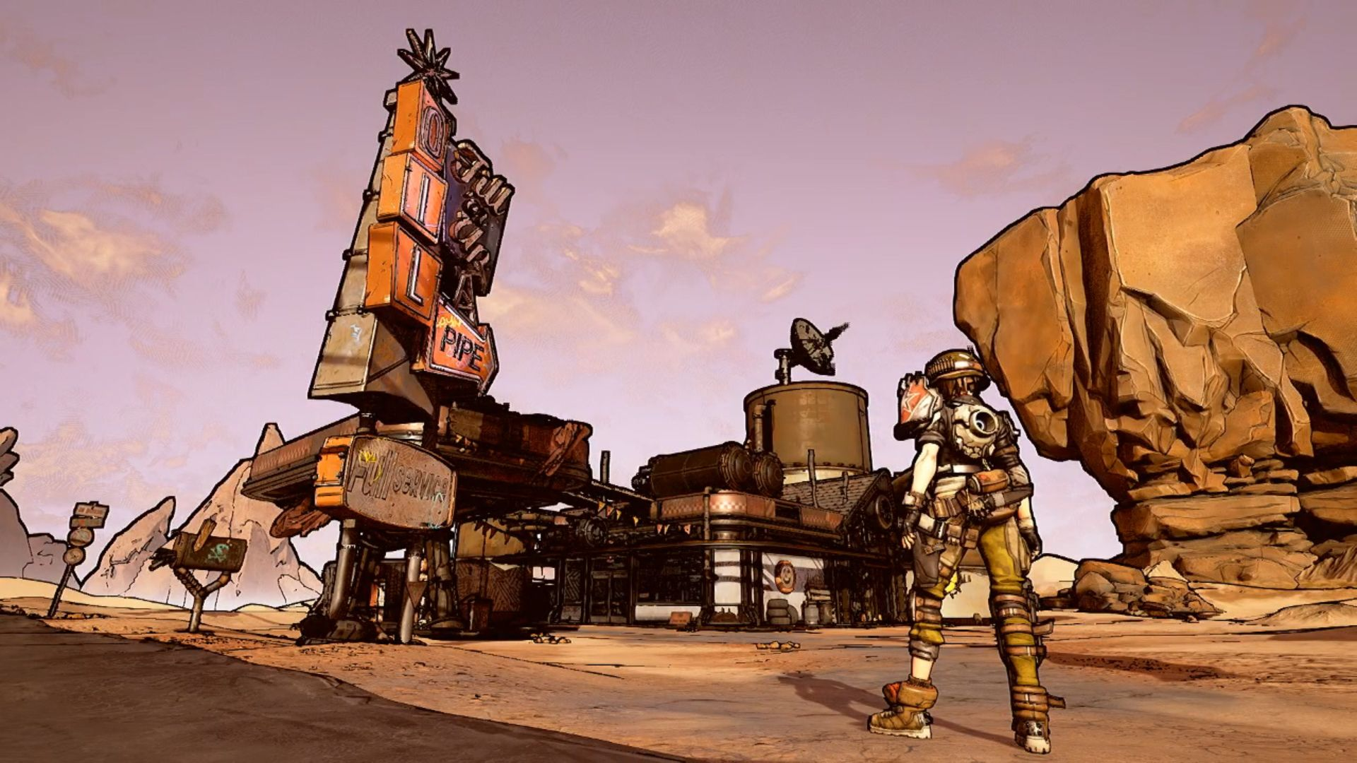 Here's what the next Borderlands might look like - Gematsu Borderlands 3