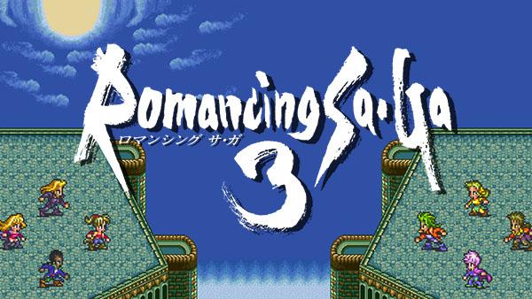 Romancing SaGa for PS Vita and Smartphones