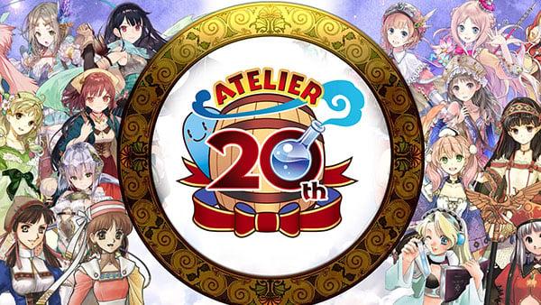 Atelier 20th anniversary
