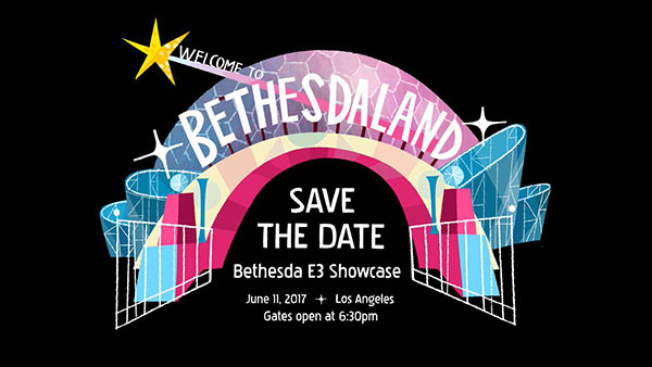 Bethesda Softworks at E3 2017