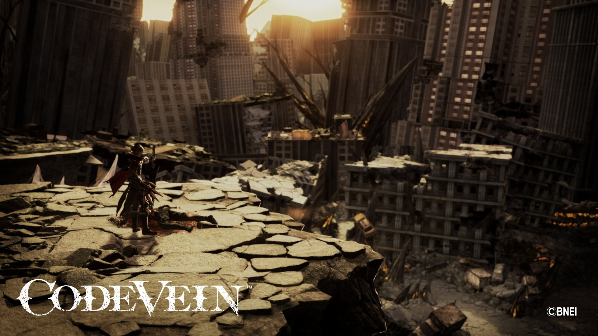 Code Vein Debut Trailer To Be Released May 2 Update 4
