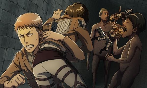 Attack on Titan: Escape from Certain Death