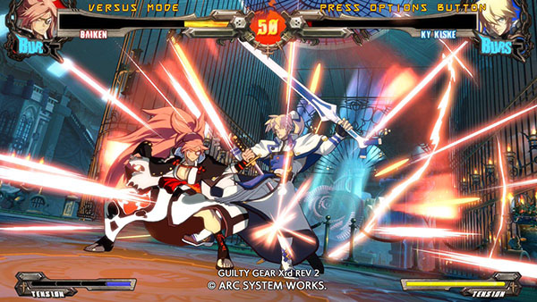 Guilty Gear Xrd: Rev 2