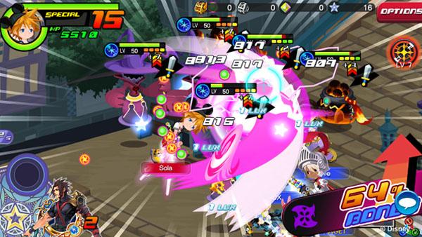 Kingdom Hearts: Union Cross