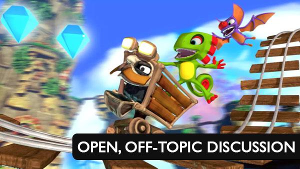 Open Forum #246